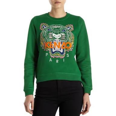 SweaterWomen's FashionClothes Preloved Replica Kenzo On fY7gyvb6