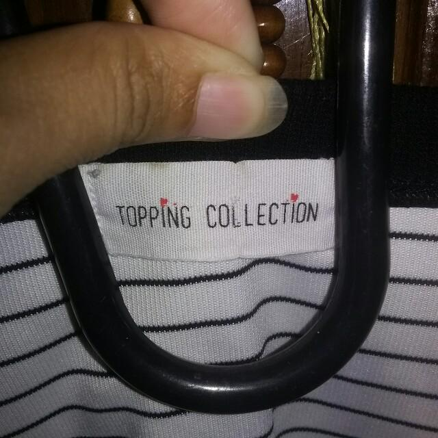 Topping collection T-shirt
