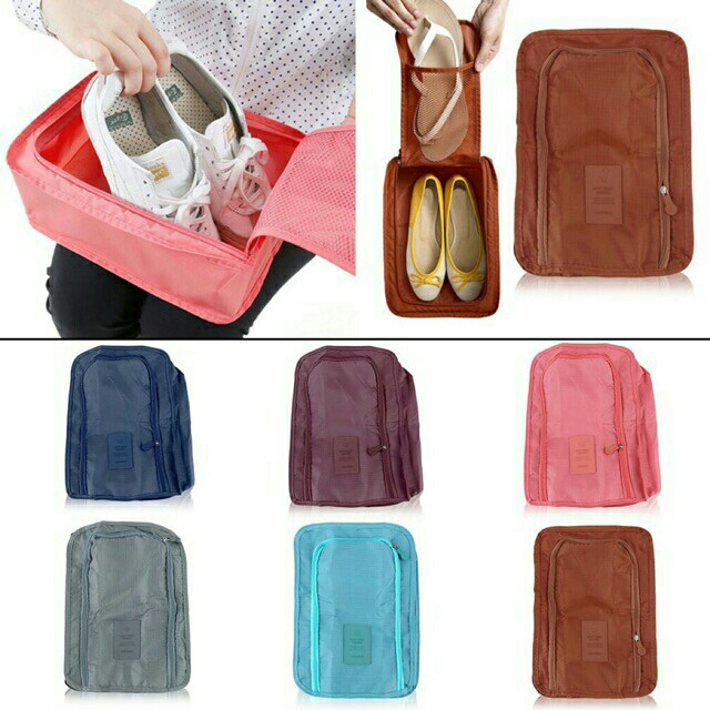 Image result for Waterproof Travel Shoes Organizer Shoes Storage Pouch
