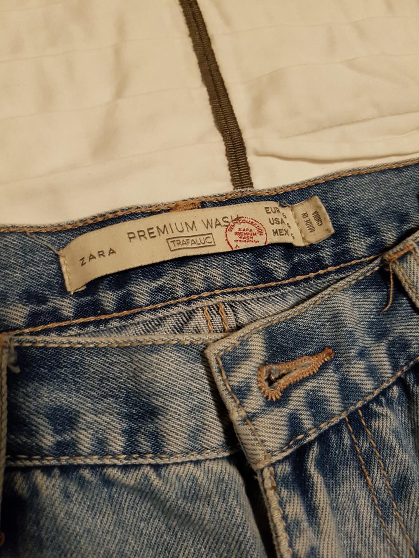 ZARA denim shorts (size S to M)