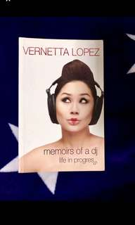 Vernetta Lopez: Memoirs of a DJ Life in progress