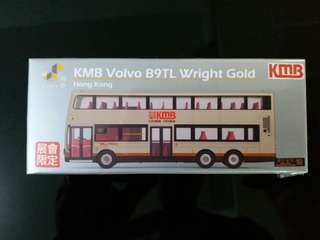 KENN Volvo B9TL Wright Gold