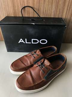 Excellent Condition Aldo Tan Brown