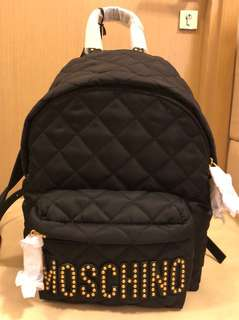 Moschino Backpack New