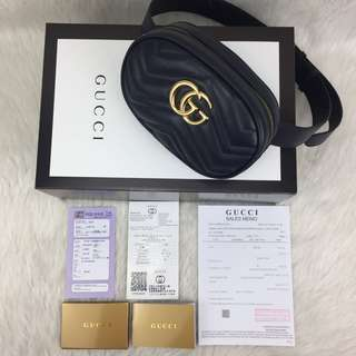 GUCCI BELT BAG again available