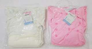 🎀Diaper Cloth with 2Pads each