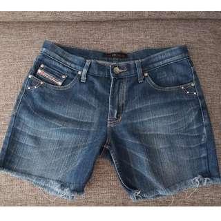 Jeans Short Pants (Worn Less Than 5 times)