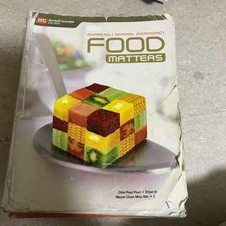 Food Matters Textbook Express/NA