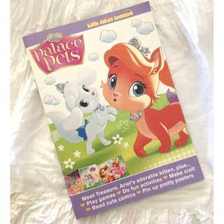 Palace Pets Little Active Learning Children's Book