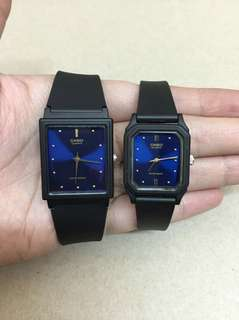 Casio Couple Vintage Watch