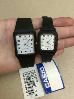 Casio Couple Vintage Watch