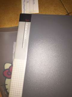 clearbooks pockets file