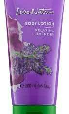 Oriflame Love Nature Body Lotion -Relaxing Lavender- 200ml
