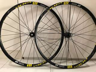 DT Swiss M1900 Spline 27.5 650B Wheelset