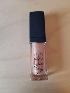 NARS BNIB - Larger than life lip gloss (Gold digger)
