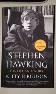 Stephen Hawking His Life And Work BOOK