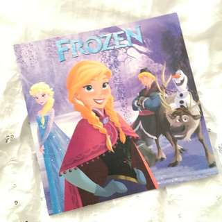 Disney Frozen An Icy Adventure! Children's Book Princess Book