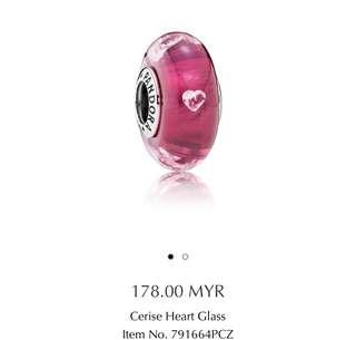 Pandora Charm (crystal beads)