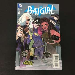 Batgirl 50 DC Comics Book Batman Movie Justice League