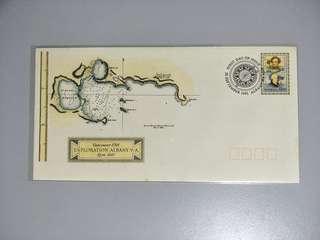 Australia FDC Albany WA