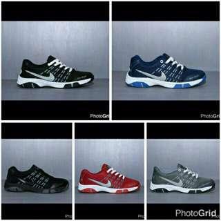 Sepatu nike airmax jogging batminton lari