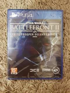 🚚 (BNIB) Star Wars Battlefront 2