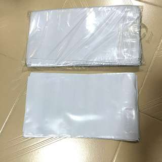 [Instocks] - White Polymailers with Free Normal Mail