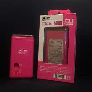 Inozto BOMS10 3合1 多功能個人碎紙拆信保密機