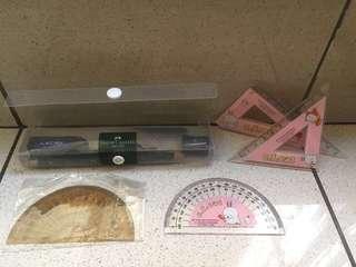 Alat Tulis Ujian Nasional Faber Castell Paket Pensil 2B for Computer