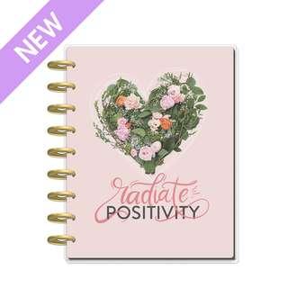 2018 - 2019 Classic Happy Planner® - Magic Blooms