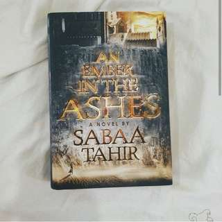 An Ember in the Ashes (Hardbound,  YA book)