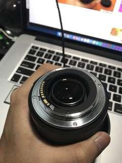 Sigma 17-50 F2.8 OS canon mount