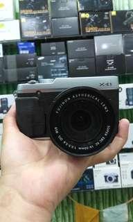 Kredit Fujifilm XE1 Kredit Kamera Bandung Cimahi Murah Meriah !!