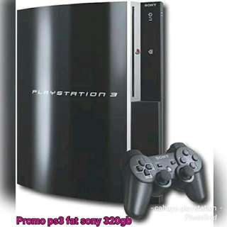 Ps3 fat sony cechh 320gb usb 2 cfw 4.82