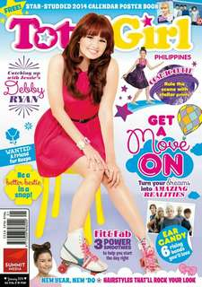Total Girl January 2014
