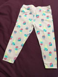 Ice cream legging
