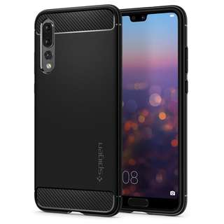 Spigen Rugged Armor Case for HUAWEI P20 and P20 Pro