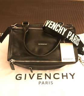 Givenchy Pandora Medium Calf Black