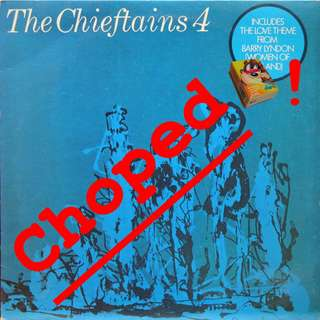 chieftains 4 Vinyl LP used, 12-inch, may or may not have fine scratches, but playable. NO REFUND. Collect Bedok or The ADELPHI.