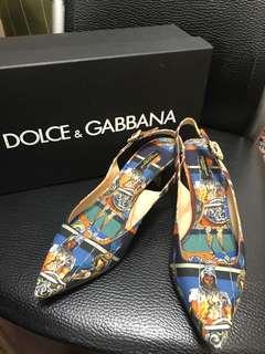 Dolce & gabbana D&G pointy heels