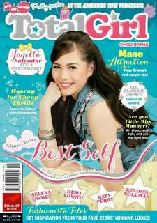 Total Girl August 2010