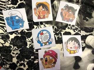 貼紙 Stickers