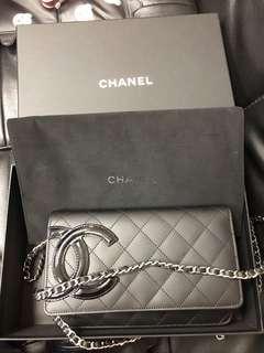 全新 Chanel WOC A46646