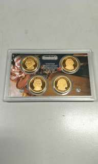 USA coin proof set