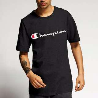 Champion T-Shirt (Authentic)