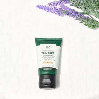 The Body Shop Flawless Tea Tree BB Cream 02