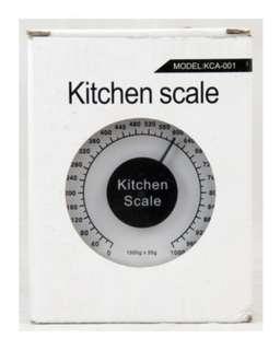 全新 小型廚房磅 Kitchen Scale