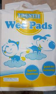 Trustie Wee Pads (Small) for Dogs