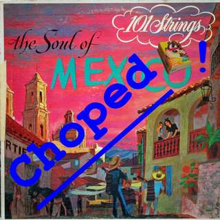 soul of mexico Vinyl LP used, 12-inch, may or may not have fine scratches, but playable. NO REFUND. Collect Bedok or The ADELPHI.