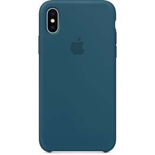 Want to buy: Iphone X cosmos blue silicone case Apple